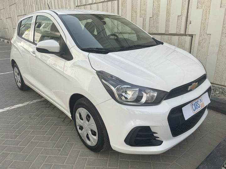 Chevrolet Spark-RIGHT FRONT DIAGONAL (45-DEGREE) VIEW
