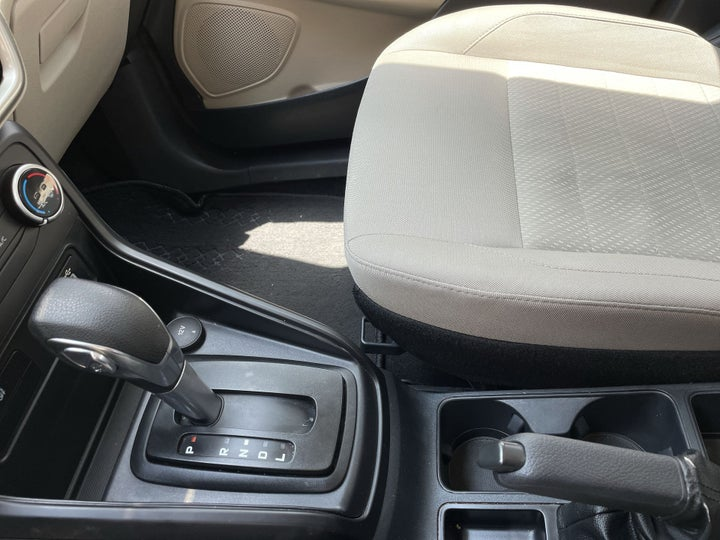 Ford EcoSport-GEAR LEVER