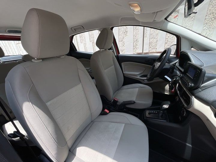 Ford EcoSport-RIGHT SIDE FRONT DOOR CABIN VIEW