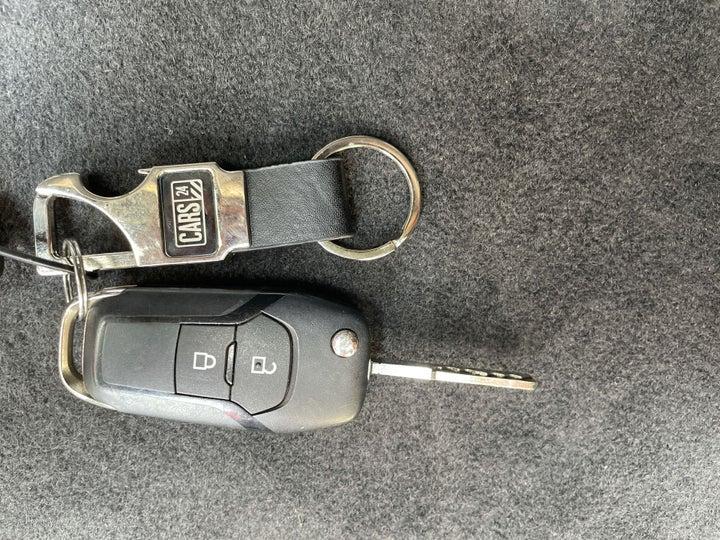 Ford EcoSport-KEY CLOSE-UP