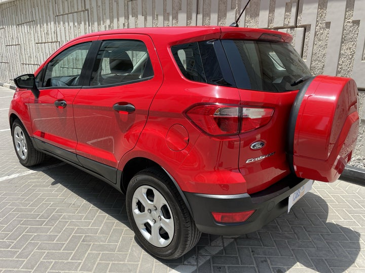 Ford EcoSport-LEFT BACK DIAGONAL (45-DEGREE) VIEW