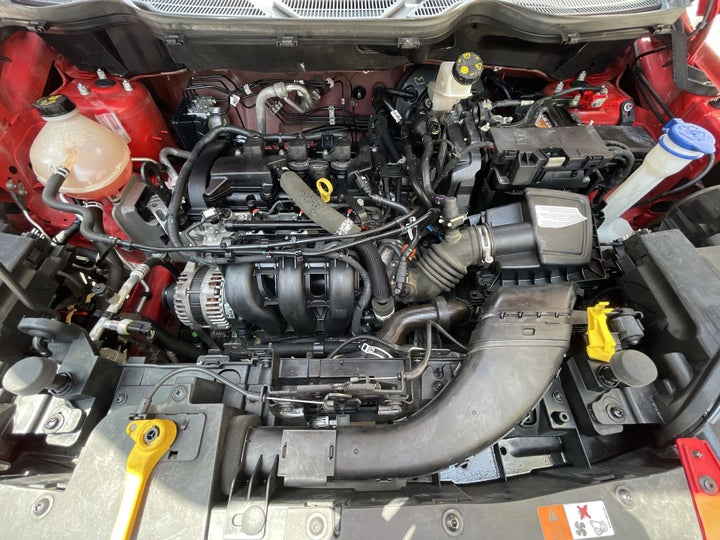 Ford EcoSport-OPEN BONNET (ENGINE) VIEW