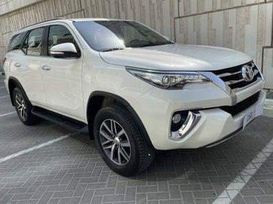 2016 Toyota Fortuner VXR