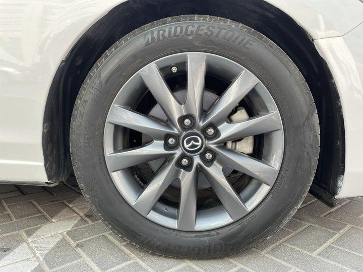 Mazda 6-RIGHT FRONT WHEEL