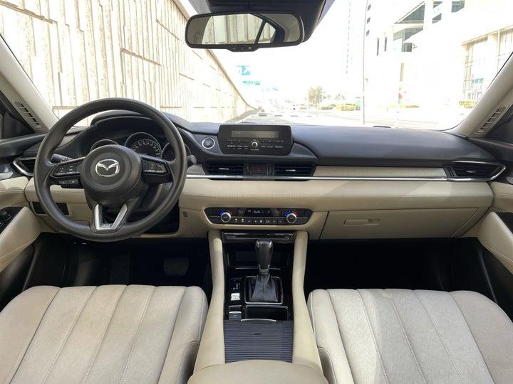 Mazda 6-DASHBOARD VIEW