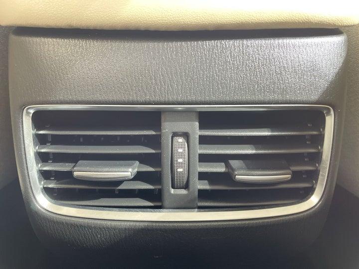 Mazda 6-REAR AC VENT