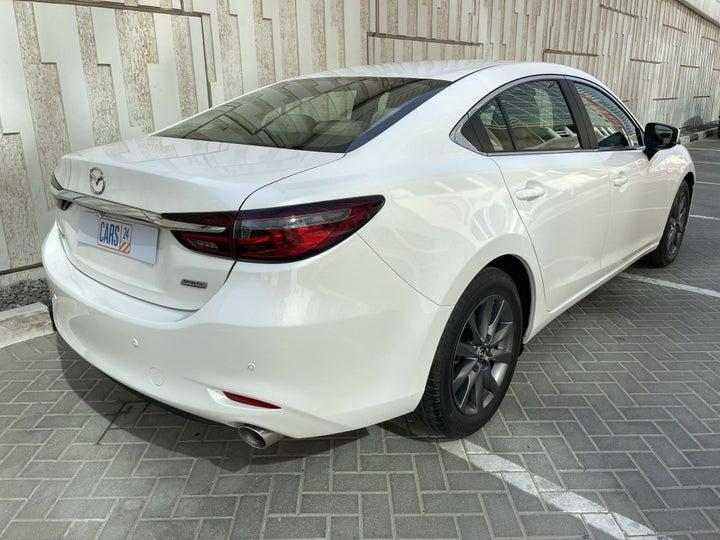 Mazda 6-RIGHT BACK DIAGONAL (45-DEGREE VIEW)