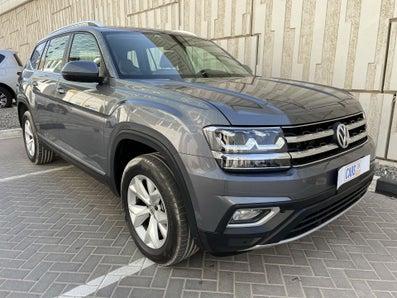 2019 Volkswagen Teramont SE