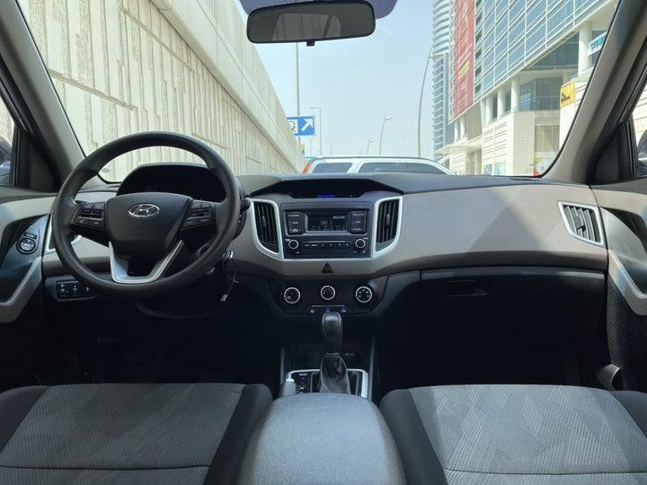 Hyundai Creta-DASHBOARD VIEW