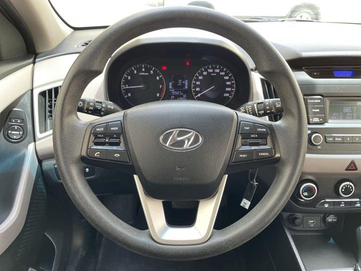 Hyundai Creta-STEERING WHEEL CLOSE-UP