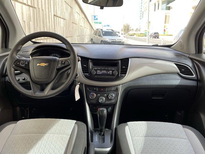 Chevrolet Trax-DASHBOARD VIEW