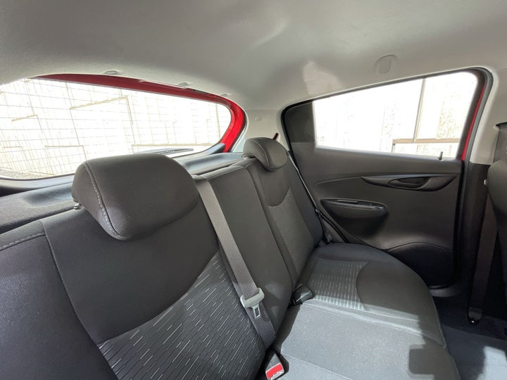Chevrolet Spark-RIGHT SIDE REAR DOOR CABIN VIEW