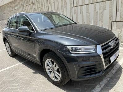 2018 Audi Q5 45TFSi