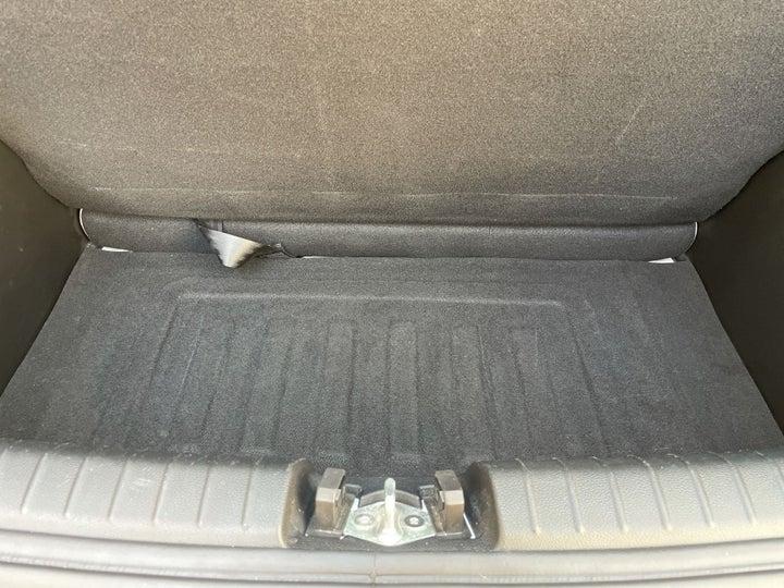 Kia Picanto-BOOT INSIDE VIEW