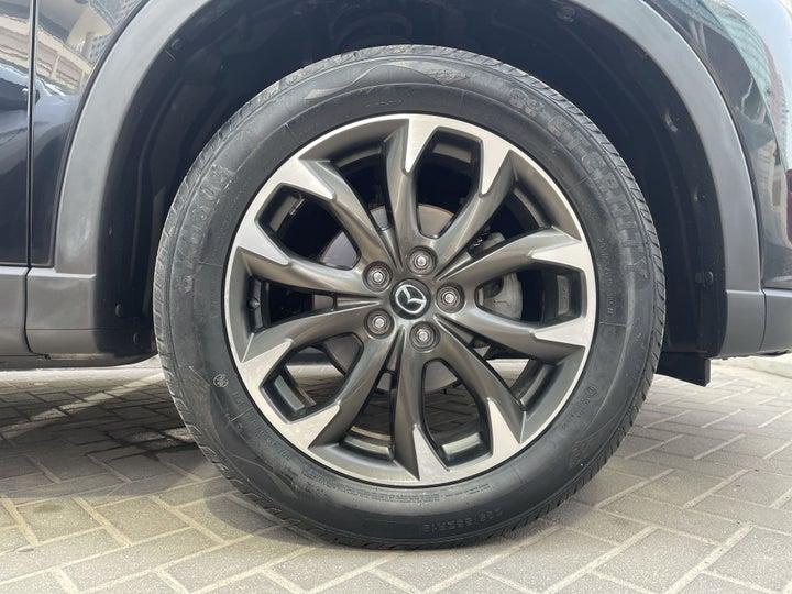 Mazda CX-5-RIGHT FRONT WHEEL