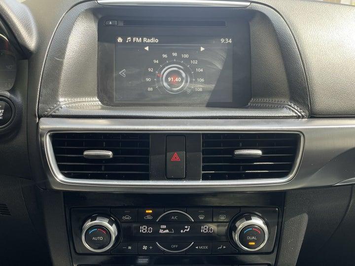 Mazda CX-5-CENTER CONSOLE