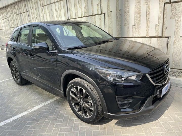 Mazda CX-5-RIGHT FRONT DIAGONAL (45-DEGREE) VIEW