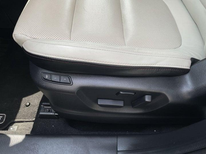 Mazda CX-5-DRIVER SIDE ADJUSTMENT PANEL