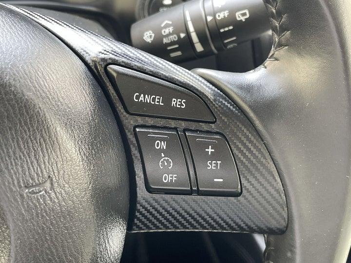 Mazda CX-5-CRUISE CONTROL