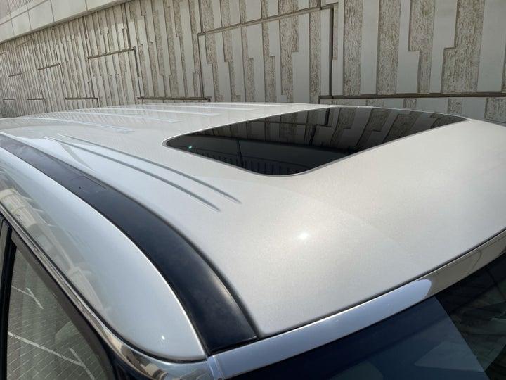 Nissan Patrol-ROOF/SUNROOF
