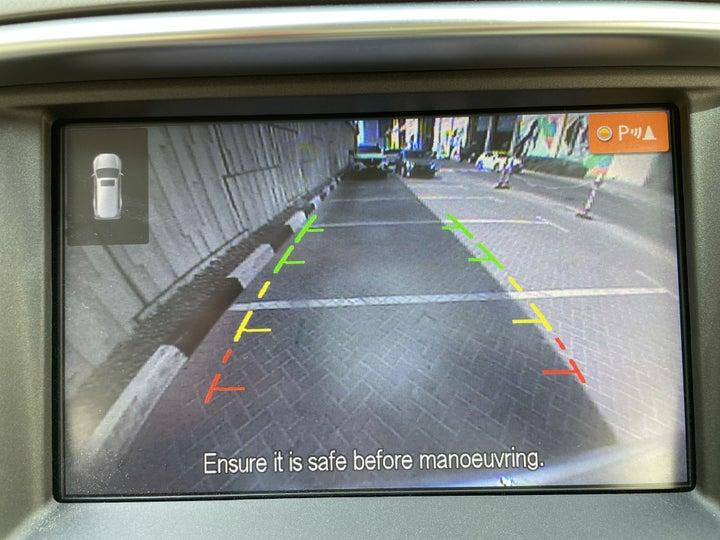 Nissan Patrol-PARKING CAMERA