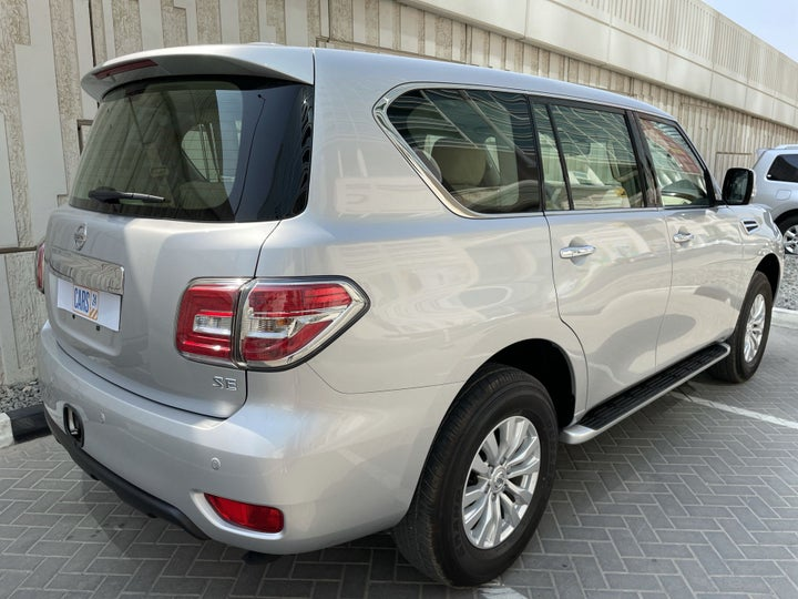 Nissan Patrol-RIGHT BACK DIAGONAL (45-DEGREE VIEW)