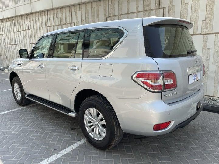 Nissan Patrol-LEFT BACK DIAGONAL (45-DEGREE) VIEW
