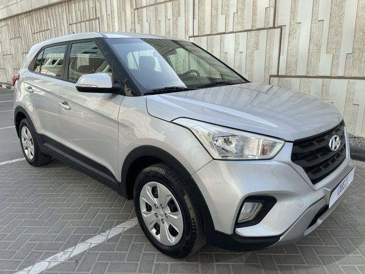 Hyundai Creta-RIGHT FRONT DIAGONAL (45-DEGREE) VIEW