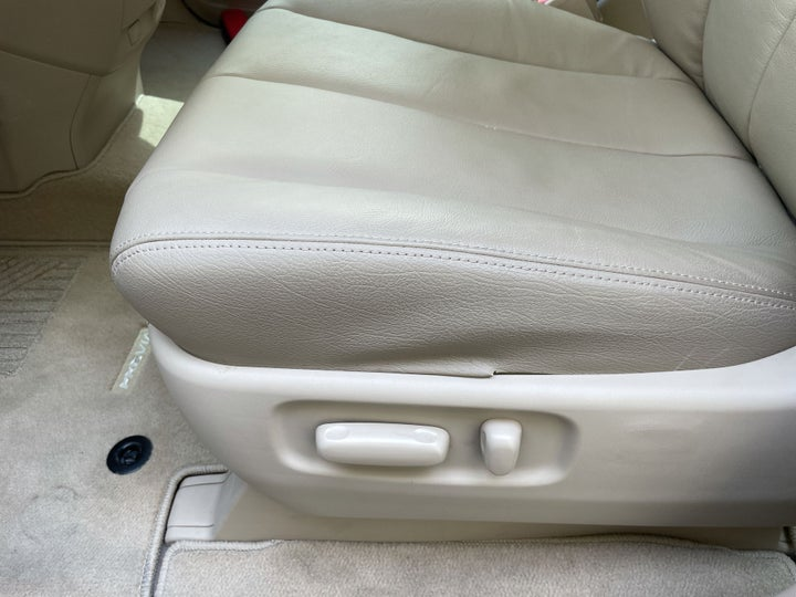 Toyota Previa-DRIVER SIDE ADJUSTMENT PANEL