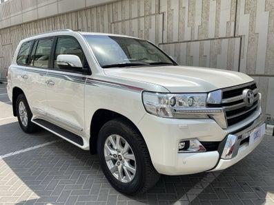 2020 Toyota Landcruiser GXR V8