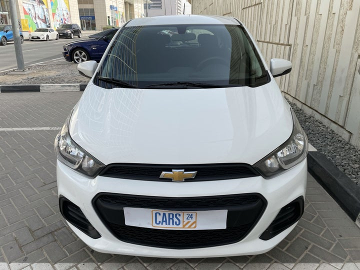Chevrolet Spark-FRONT VIEW