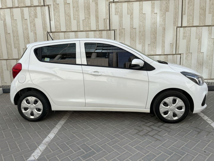 Chevrolet Spark-RIGHT SIDE VIEW