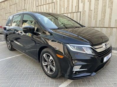 2019 Honda Odyssey EXL