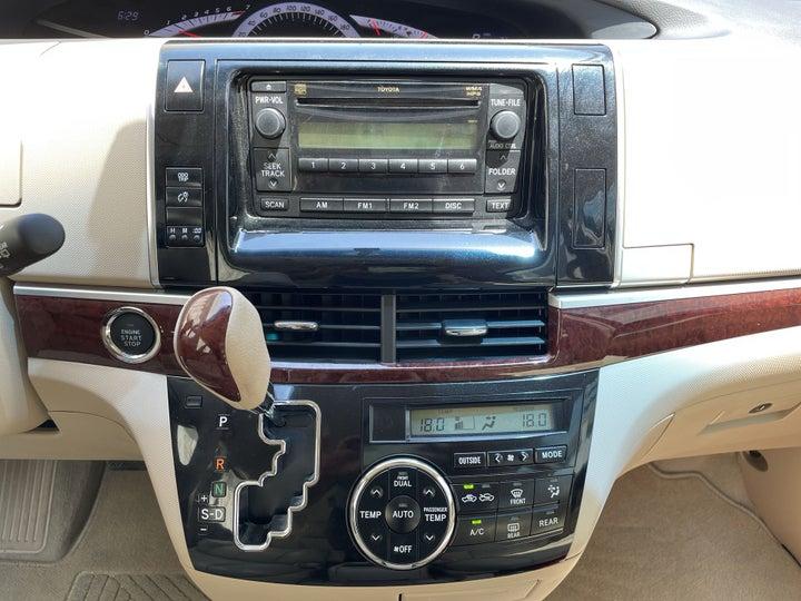 Toyota Previa-CENTER CONSOLE