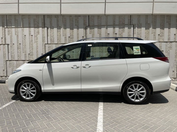 Toyota Previa-LEFT SIDE VIEW
