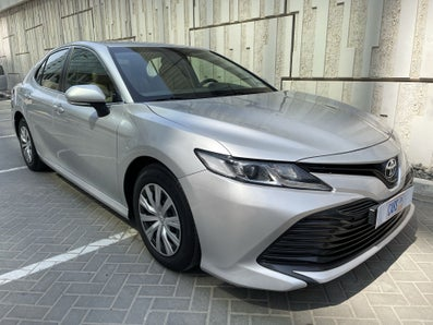 2018 Toyota Camry S