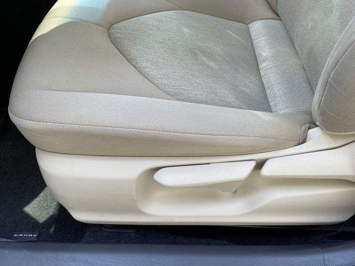 Toyota Camry-DRIVER SIDE ADJUSTMENT PANEL