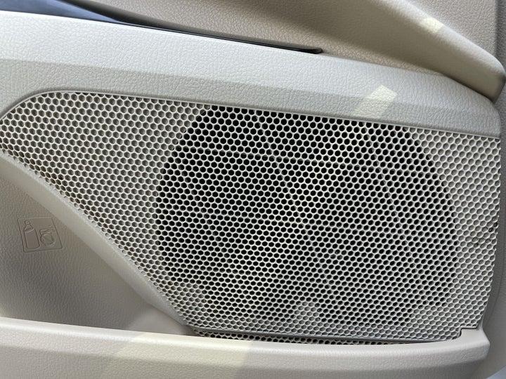 Toyota Camry-SPEAKERS