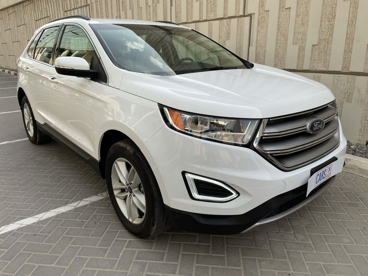 Ford Edge-RIGHT FRONT DIAGONAL (45-DEGREE) VIEW