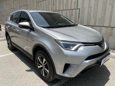2017 Toyota Rav4 EX