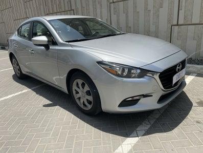 2018 Mazda 3 S