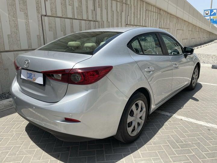 Mazda 3-RIGHT BACK DIAGONAL (45-DEGREE VIEW)