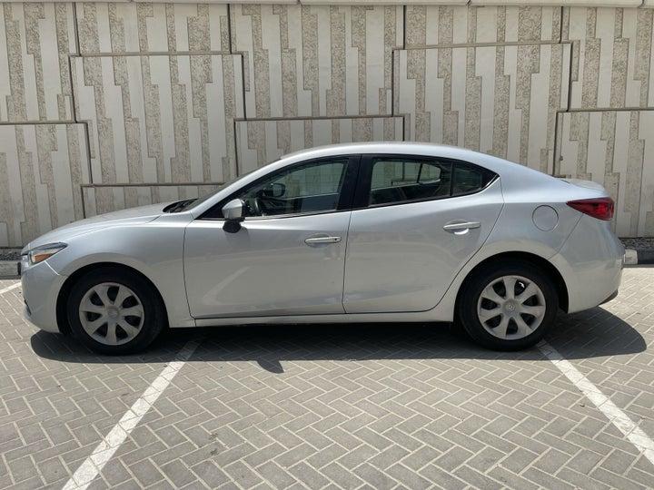 Mazda 3-LEFT SIDE VIEW