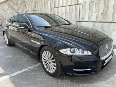 2015 Jaguar XJ Luxury