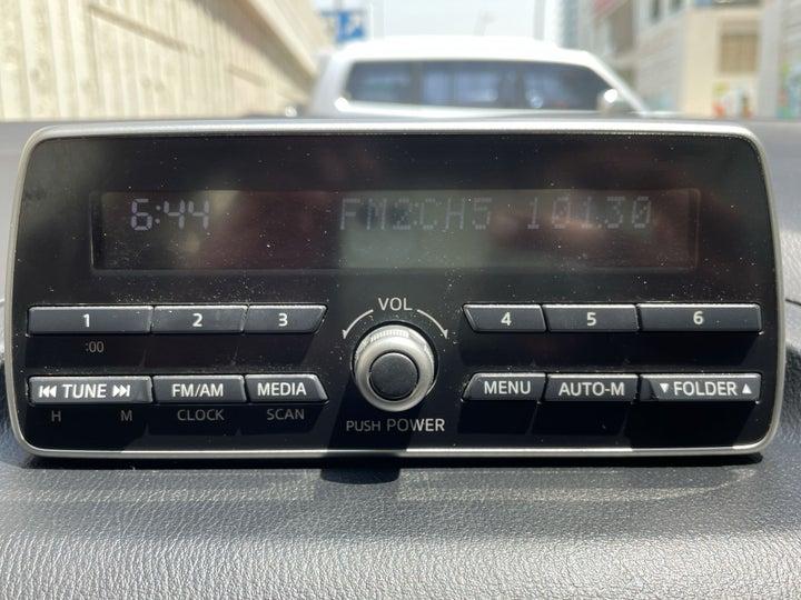 Mazda 3-INFOTAINMENT SYSTEM