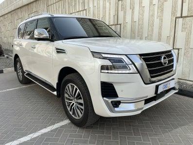 2021 Nissan Patrol SE PLATINUM