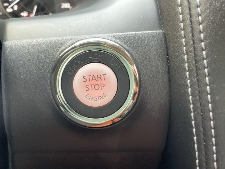 Nissan Patrol-KEYLESS / BUTTON START