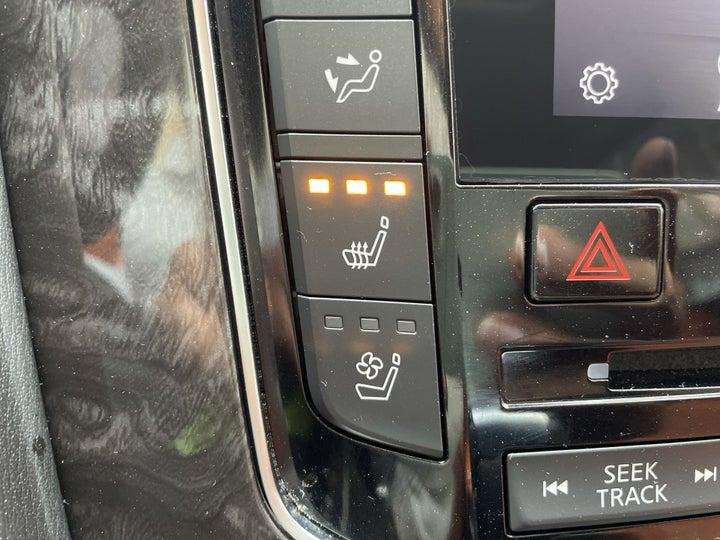 Nissan Patrol-HEATED SEATS