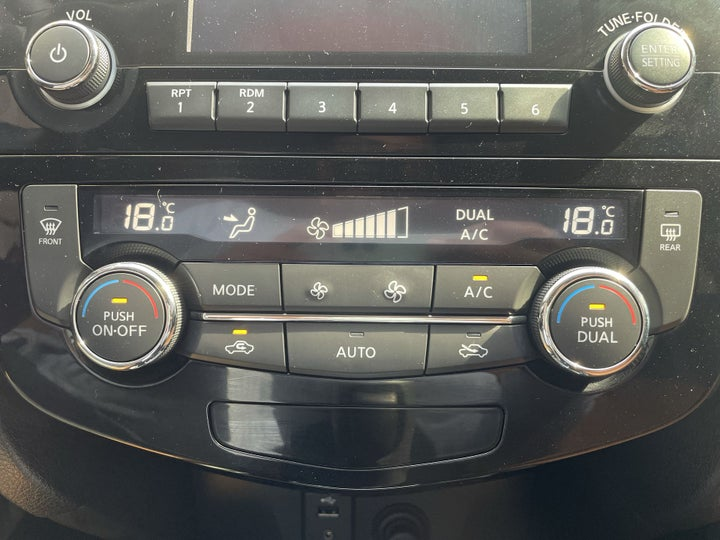 Nissan X-Trail-AUTOMATIC CLIMATE CONTROL