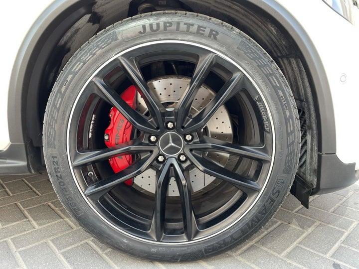 Mercedes Benz GLC 63-RIGHT FRONT WHEEL